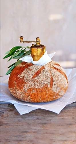 Und gedicht hochzeit brot zur salz Brot, Salz
