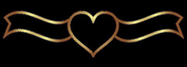 Goldene Hochzeit Bänderglückwunsch