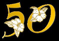 Goldene Hochzeit 50 Jahre Geschenk 15cm Holz Geburtstags
