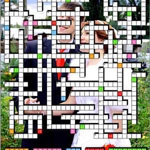 Kreuzworträtsel Formular Hochzeitszeitung Mal Anders