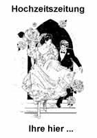 Platz fuer Ihre Hochzeitszeitung