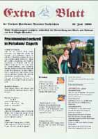 Eine sehr schoene und ausgefallenen Hochzeitszeitung von Nicole und Andreas http://www.ksf-portal.de/index.html