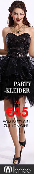 Party-Kleider ab �44  Vom Party-Girl zur K�nigin